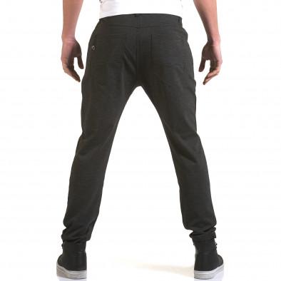 Ανδρικό γκρι παντελόνι Jack Berry it090216-3 3