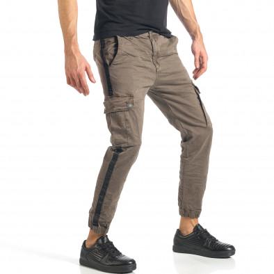 Ανδρικό πράσινο παντελόνι Always Jeans it290118-11 4