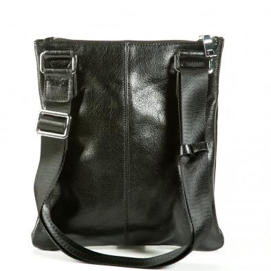 Ανδρικό μαύρο τσαντες Fashionmix 1236-black 3