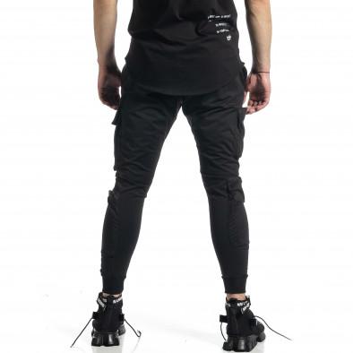 Ανδρική μαύρη φόρμα Adrexx gr270221-15 3