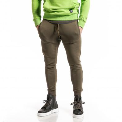 Ανδρική πράσινη φόρμα Breezy it261120-5 3