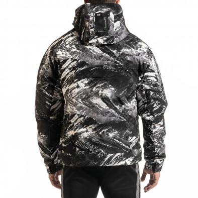 Ανδρικό καμουφλαζ χειμωνιάτικο μπουφάν X-Feel it301020-11 4