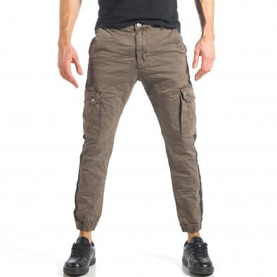 Ανδρικό πράσινο παντελόνι Always Jeans it290118-11 2