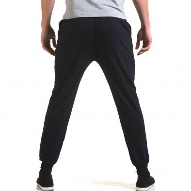 Ανδρικό γαλάζιο παντελόνι jogger Eadae Wear it090216-54 3