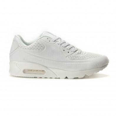 Ανδρικά λευκά αθλητικά παπούτσια Jomix it260117-9 3