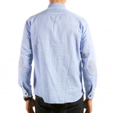 Ανδρικό γαλάζιο πουκάμισο Royal Kaporal il180215-172 2