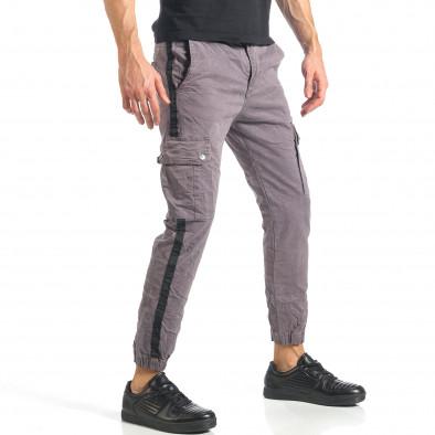 Ανδρικό γκρι παντελόνι Always Jeans it290118-12 4