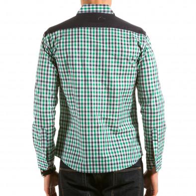 Ανδρικό πολύχρωμο πουκάμισο Royal Kaporal il180215-181 3