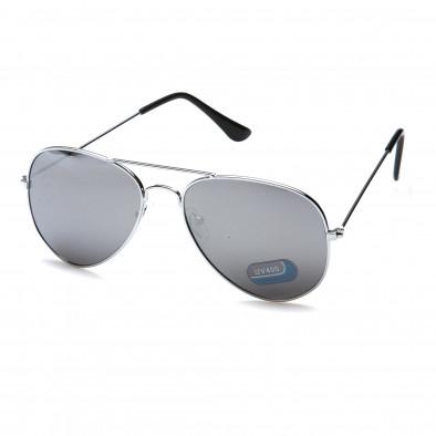 Ανδρικά γκρι γυαλιά ηλίου Bright it151015-3 2