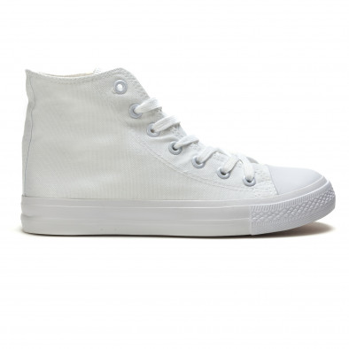 Ανδρικά λευκά sneakers Bella Comoda it260117-35 2