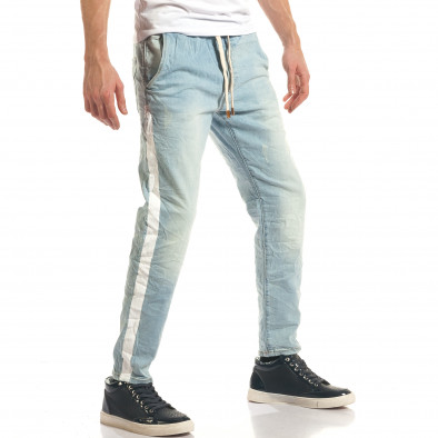 Ανδρικό γαλάζιο τζιν Always Jeans it140317-34 4