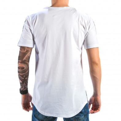 Ανδρική πολύχρωμη κοντομάνικη μπλούζα Catch il180215-98 3
