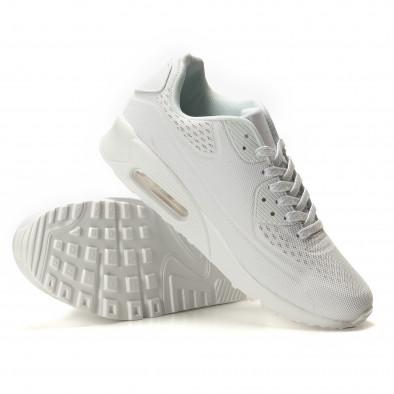 Ανδρικά λευκά αθλητικά παπούτσια Jomix it260117-9 4