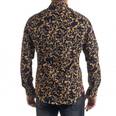 Ανδρικό πολύχρωμο πουκάμισο Open tr110320-96 3