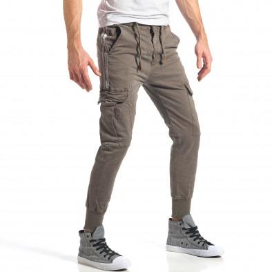 Ανδρικό πράσινο παντελόνι Always Jeans it290118-8 3