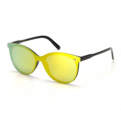 Ανδρικά κίτρινα γυαλιά ηλίου See Vision it290817-40 - Fashionmix.gr 2c2283e931d