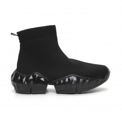 Еυέλικτα γυναικεία αθλητικά παπούτσια τύπου κάλτσα it260919-61 2