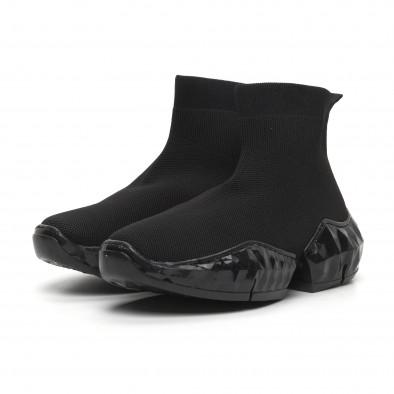 Еυέλικτα γυναικεία αθλητικά παπούτσια τύπου κάλτσα it260919-61 3