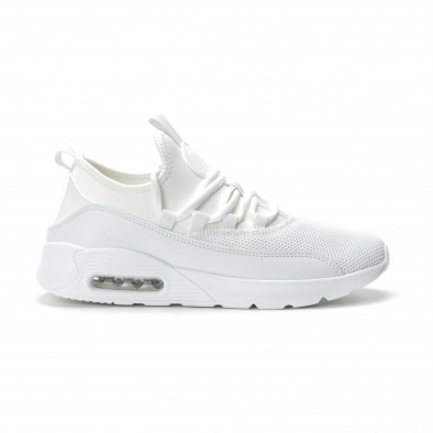 8114b2db6b54 Ανδρικά λευκά αθλητικά παπούτσια Air ελαφρύ μοντέλο it250119-28 2 ...