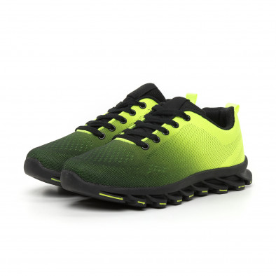 Ανδρικά νέον αθλητικά παπούτσια Blade it130819-34 3