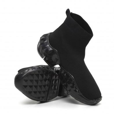 Еυέλικτα γυναικεία αθλητικά παπούτσια τύπου κάλτσα it260919-61 4
