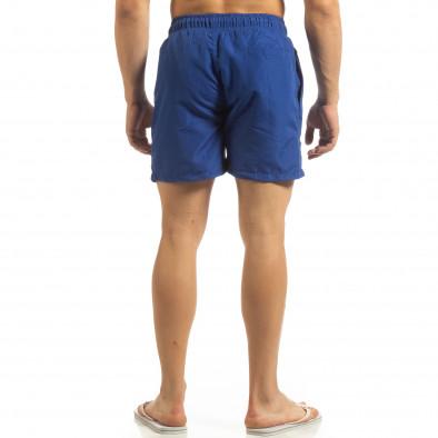Ανδρικό μπλε μαγιό Marshall it090519-66 3