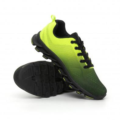 Ανδρικά νέον αθλητικά παπούτσια Blade it130819-34 4