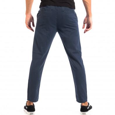 Ανδρικό γαλάζιο παντελόνι RESERVED lp060818-107 3