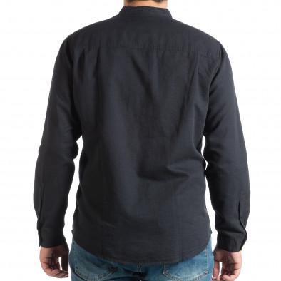 Ανδρικό γαλάζιο πουκάμισο RESERVED lp290918-179 3