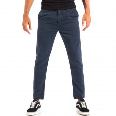 Ανδρικό γαλάζιο παντελόνι RESERVED lp060818-107 2