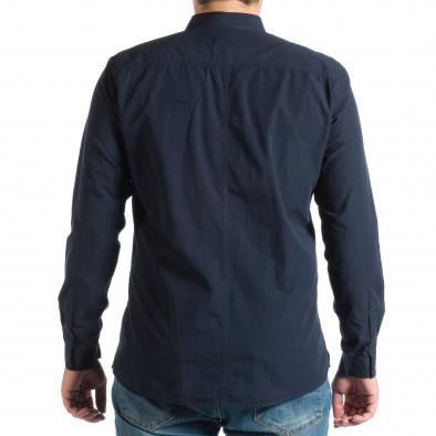 Ανδρικό γαλάζιο πουκάμισο RESERVED lp290918-174 3