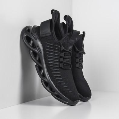 Ανδρικά αθλητικά παπούτσια Rogue All black it281119-4 3