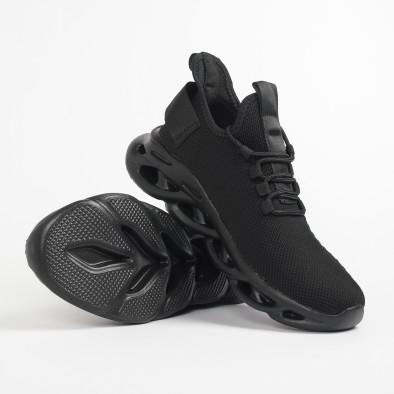Ανδρικά αθλητικά παπούτσια Rogue All black it281119-4 5