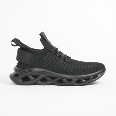 Ανδρικά αθλητικά παπούτσια Rogue All black it281119-4 2