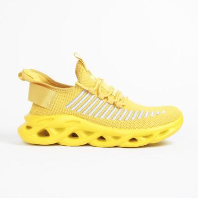 Ανδρικά κίτρινα αθλητικά παπούτσια Rogue  it281119-3 3