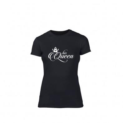 Γυναικεία Μπλούζα His queen μαύρο Χρώμα Μέγεθος XL TMNLPF014XL 2
