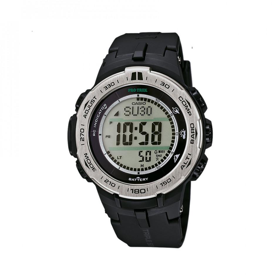 Ανδρικό ρολόι CASIO Pro Trek PRW-3100-1ER PRW31001ER