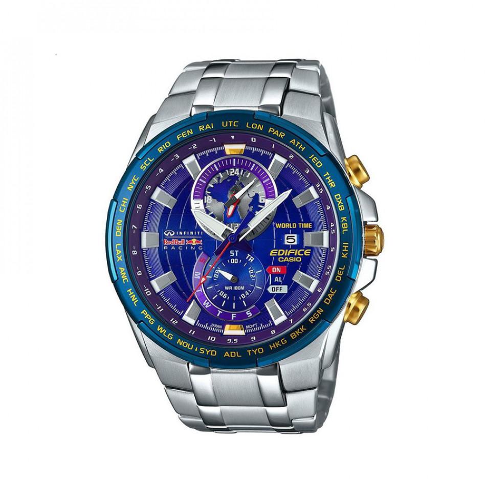 Ανδρικό ρολόι CASIO Edifice RedBull INFINITI EFR-550RB-2AER EFR550RB2AER