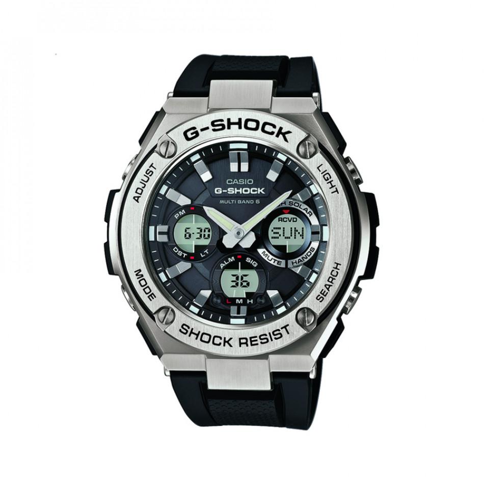 Ανδρικό ρολόι CASIO G-shock GST-W110-1AER GSTW1101AER