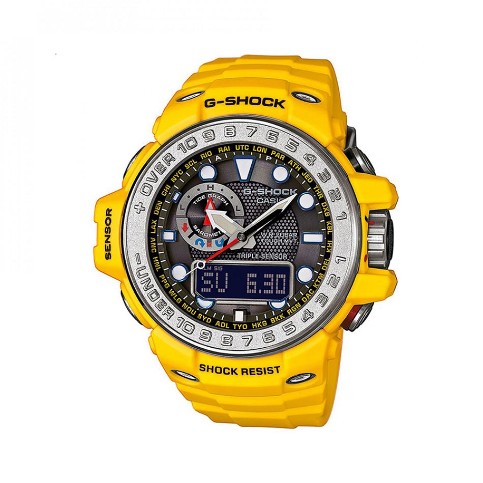 Ανδρικό ρολόι CASIO Gulfmaster G-shock GWN-1000-9AER GWN10009AER
