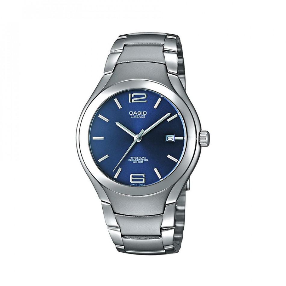 Ανδρικό ρολόι CASIO Collection LIN-169-2AVEF LIN1692AVEF