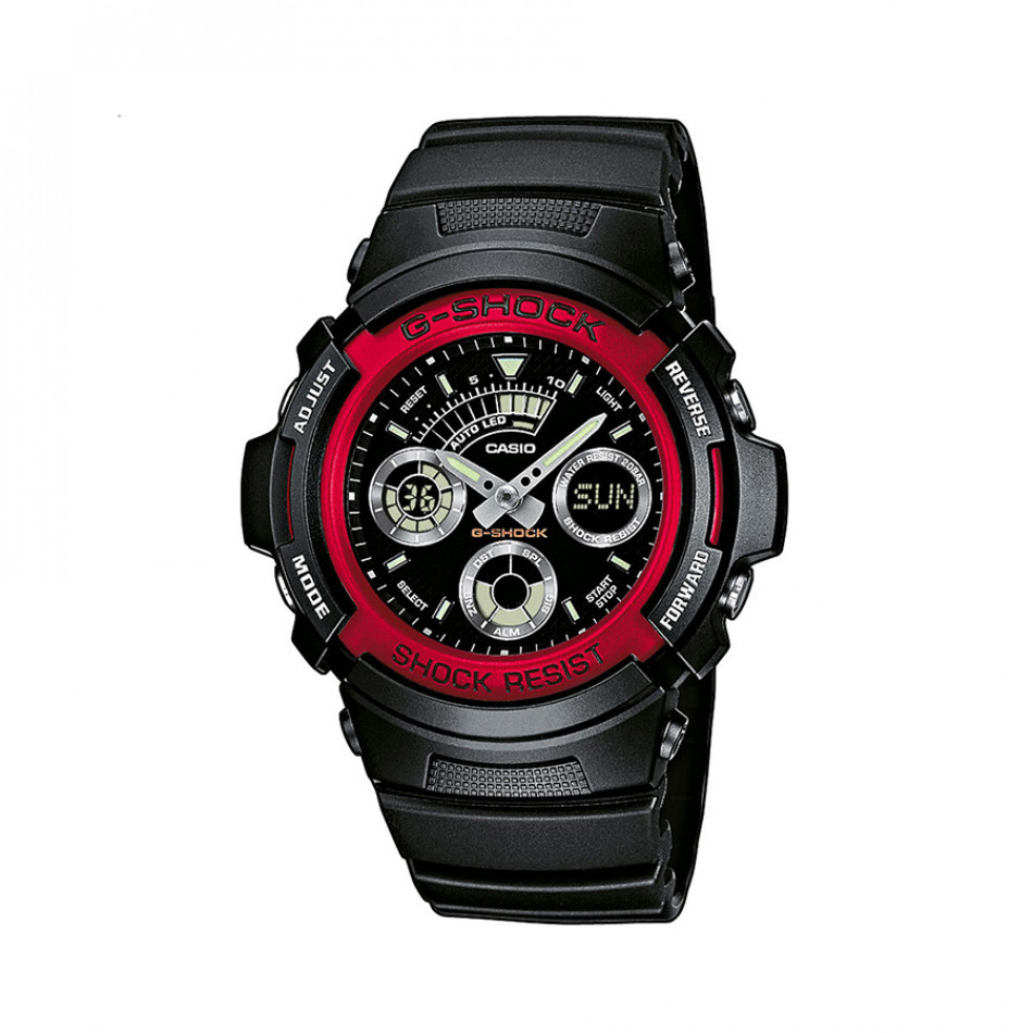 Ανδρικό ρολόι CASIO G-shock AW-591-4AER AW5914AER