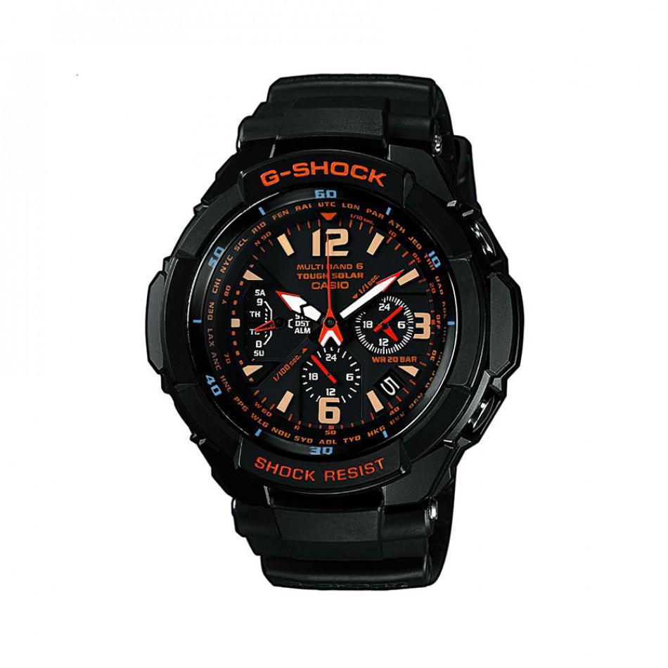 Ανδρικό ρολόι CASIO Gravitymaster G-shock GW-3000B-1AER GW3000B1AER
