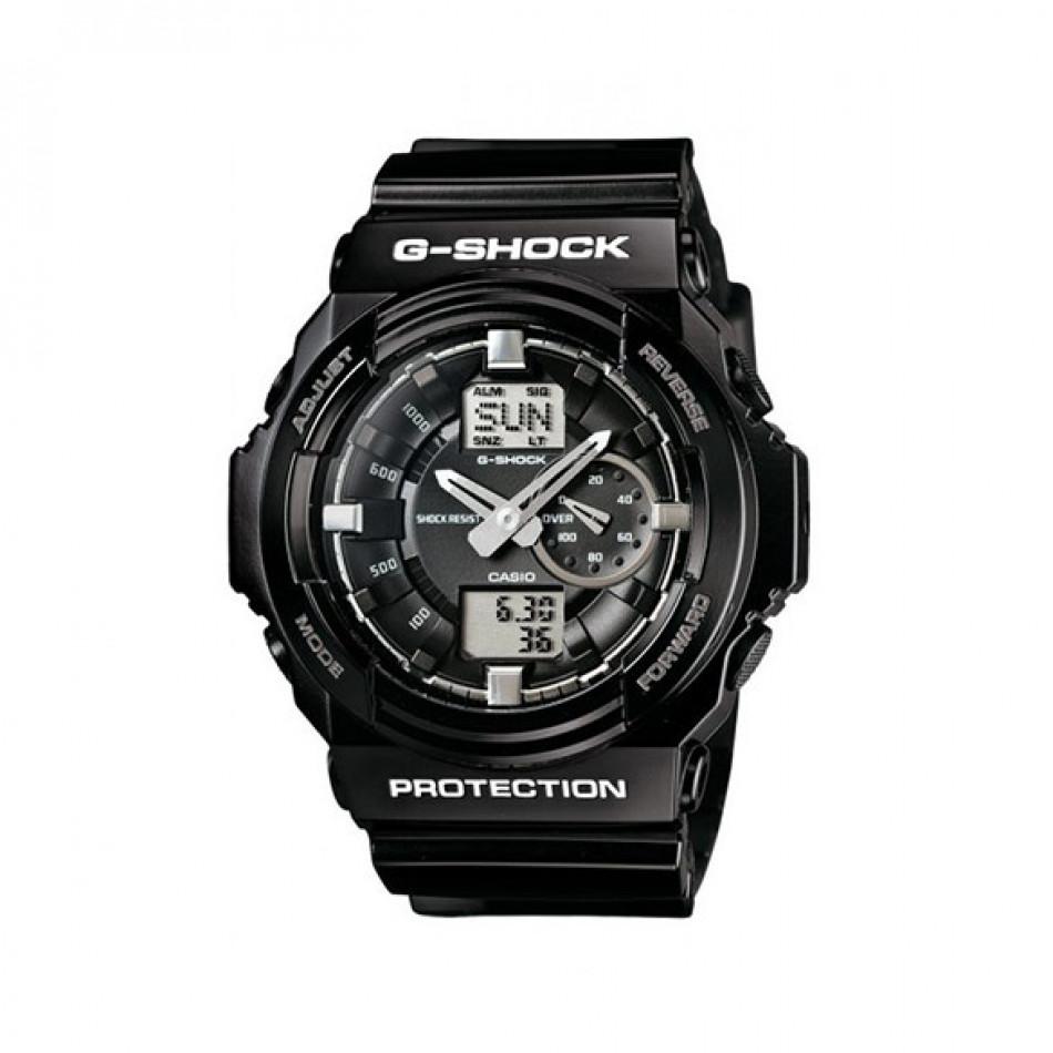 Ανδρικό ρολόι CASIO G-Shock GA-150BW-1AER GA150BW1AER