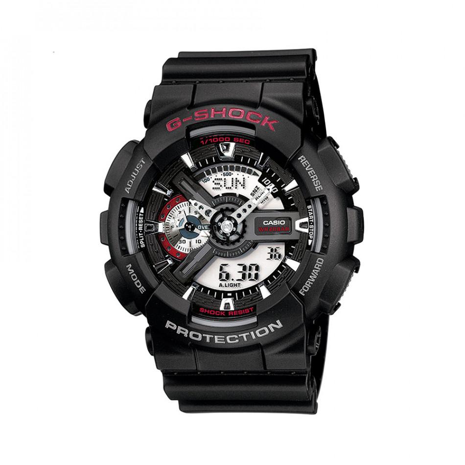 Ανδρικό ρολόι CASIO G-shock GA-110-1AER GA1101AER