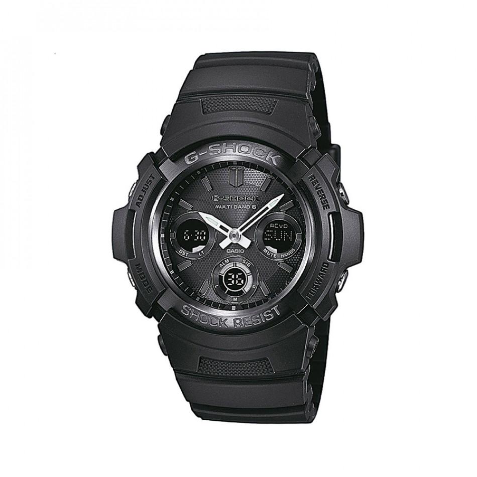 Ανδρικό ρολόι CASIO G-shock AWG-M100B-1AER AWGM100B1AER