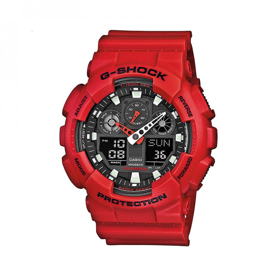 Ανδρικό ρολόι CASIO G-shock GA-100B-4AER GA100B4AER