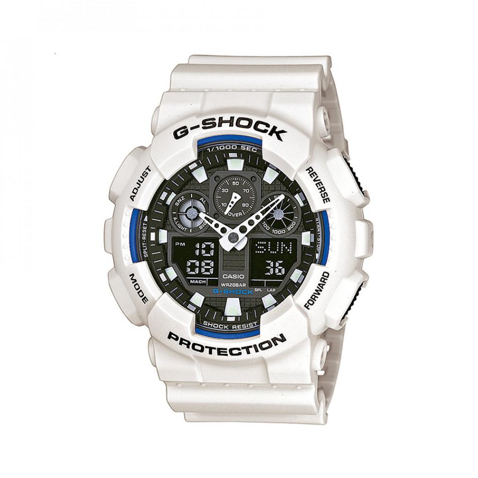 Ανδρικό ρολόι CASIO G-shock GA-100B-7AER GA100B7AER