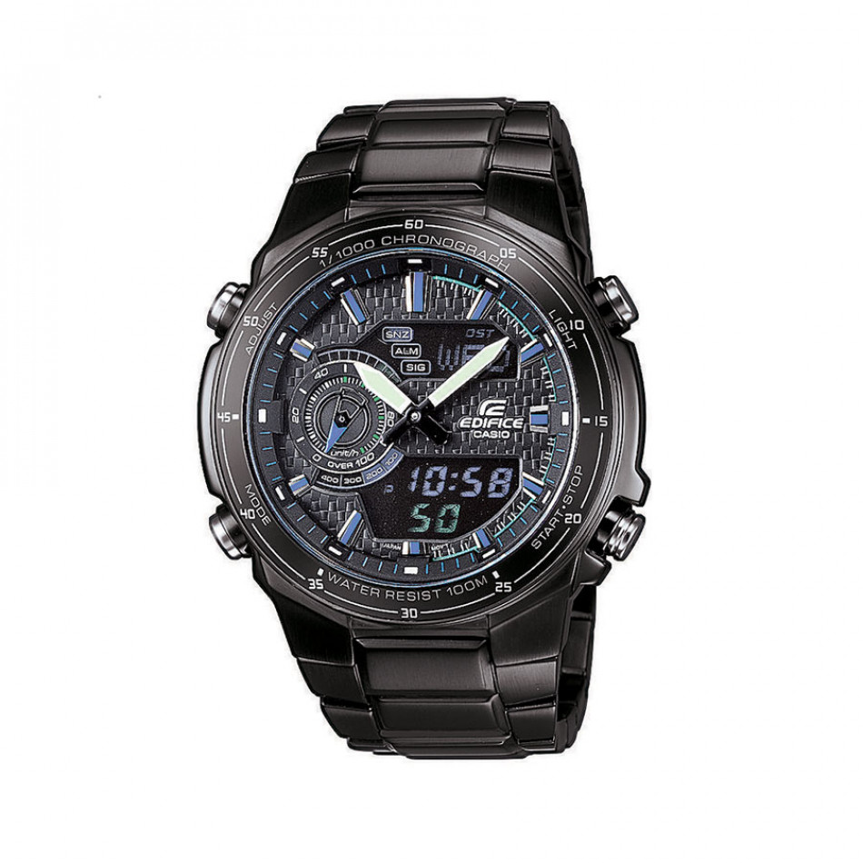 Ανδρικό ρολόι CASIO Edifice EFA-131BK-1AVEF EFA131BK1AVEF