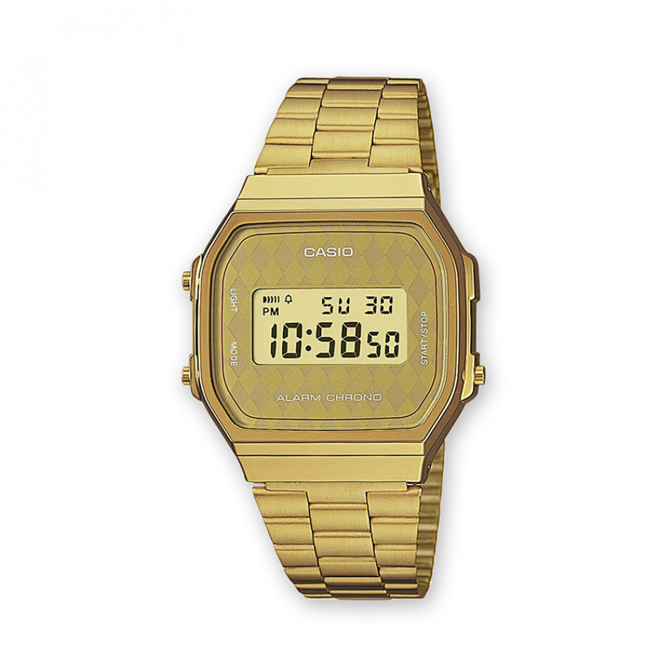 Ανδρικό ρολόι CASIO Collection A168WG-9BWEF A168WG9BWEF